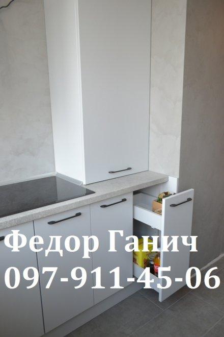 Качественная мебель на заказ по низким ценам - Страница 2 10885724-s-matovaya-seraya-kyhnya
