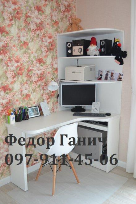 Качественная мебель на заказ по низким ценам - Страница 3 10986327-s-kypit-belyj-pismennuj-stol-kiev
