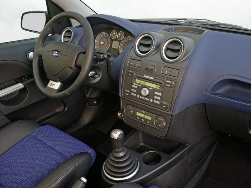 Ремонт форд фиеста форум
