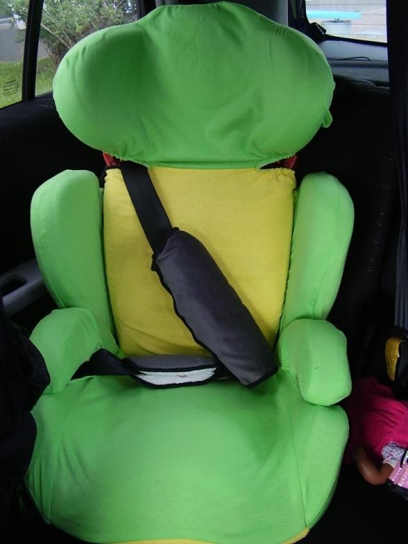 Как сделать автомобильное детское кресло своими руками 84