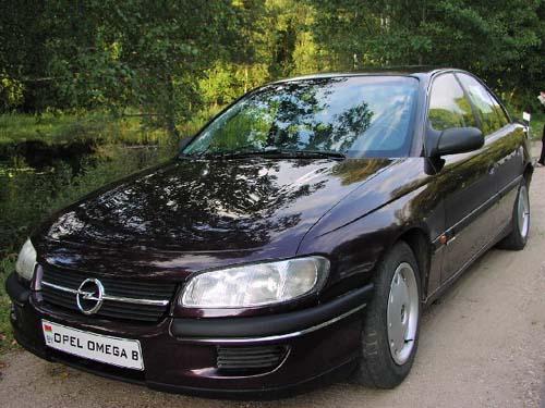 ���� Opel Omega B