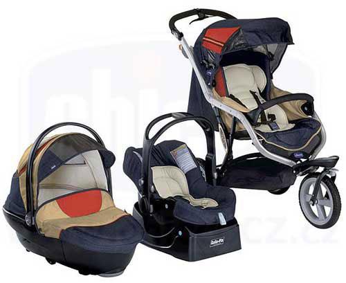 Продаю коляску после своего сынули.Трехколесный трасформер 3 в 1, Chicco S 3: люлька, прогулка и автокресло.