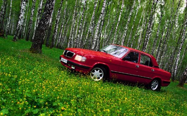 Фотографии ГАЗ 3110 Волга на сайте Автомобили мира.