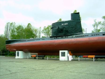 атомная лодка малютка