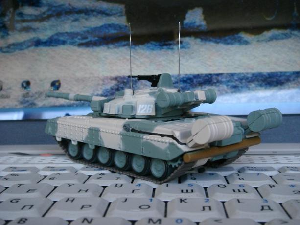 Антены танк преобразили