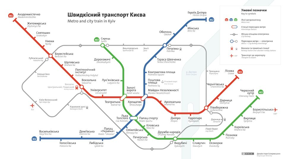 Карта - г.киев, братиславская