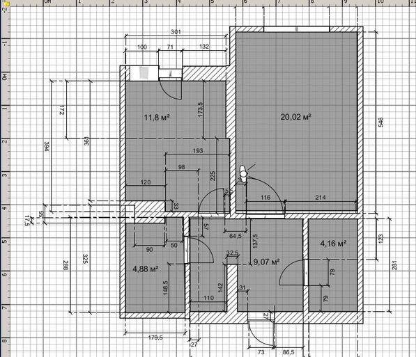 Как сделать план квартиры фото 999