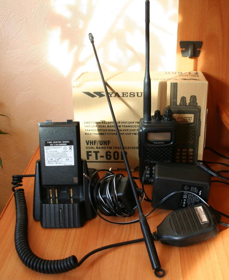 Speaker-mic for YAESU FT-60R