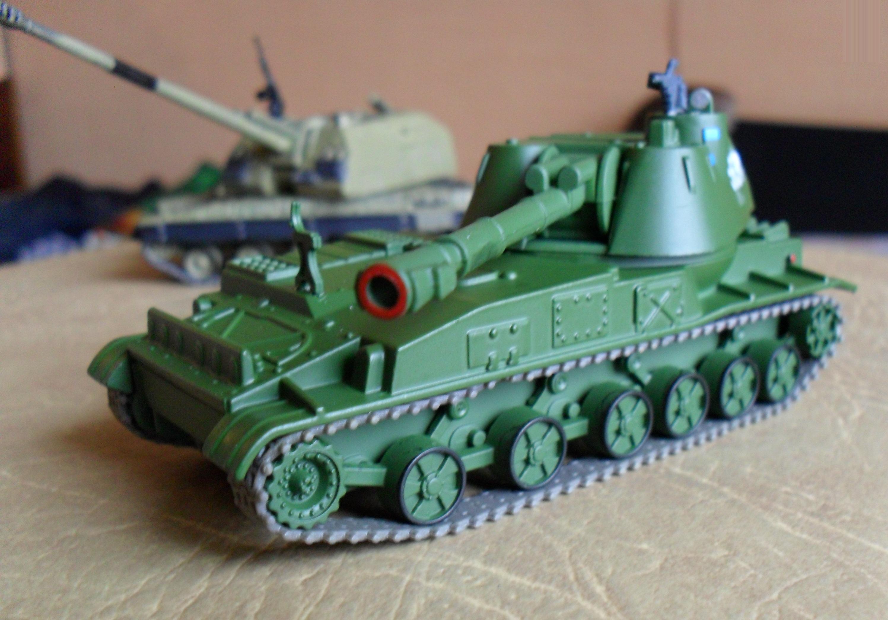 Новая серия русские танки 1 72 32 43